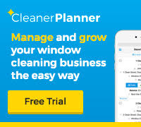 Cleaner Planner for Window cleaners