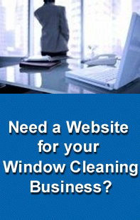 Web design for window cleaning business